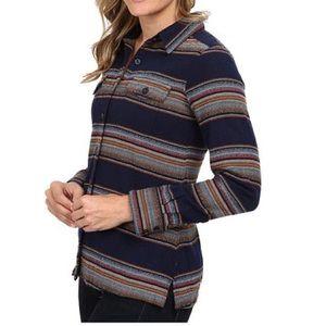 Patagonia Fjord Flannel Gaucho Stripe Shirt